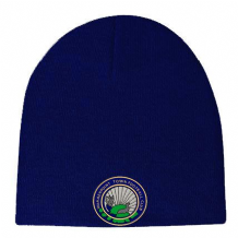 Warrenpoint Town Beanie hat - Navy